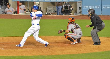 Scott Van Slyke is a Valuable Player for the Los Angeles Dodgers, If They Choose to Believe It