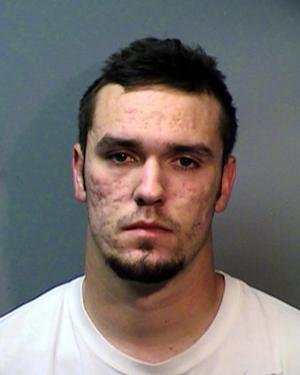 This handout photo provided by the Fort Worth Police Department shows TCU quarterback Casey Pachall. Pachall has been suspended indefinitely after he was arrested on suspicion of driving while intoxicated. Coach Gary Patterson announced the suspension Thursday morning, Oct. 4, 2012. (AP Photo/Fort Worth Police Department)