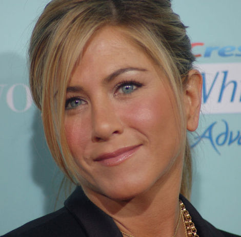 Jennifer Aniston snags a Hollywood star.