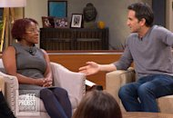 Kim Ramsey and Jeff Probst | Photo Credits: Jeff Probst Show