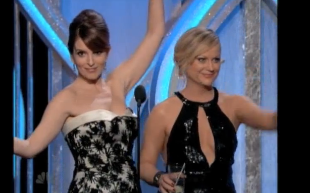 The Golden Globes, Starring Tina Fey and Amy Poehler and Nobody Else