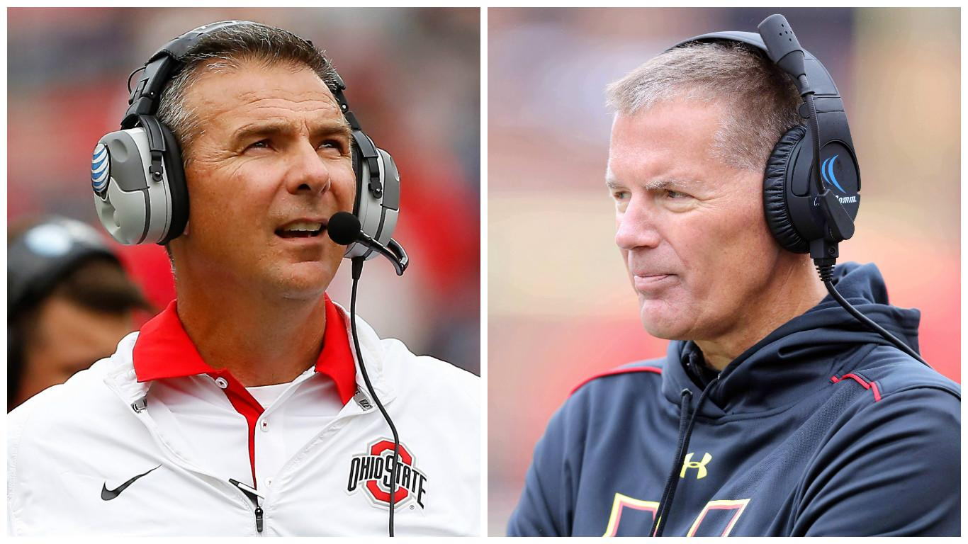 Maryland-Ohio State Preview: 5 things you need to know