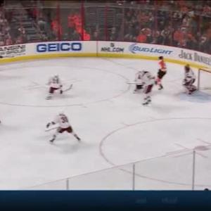 Mike Smith Save on Ryan White (08:00/2nd)