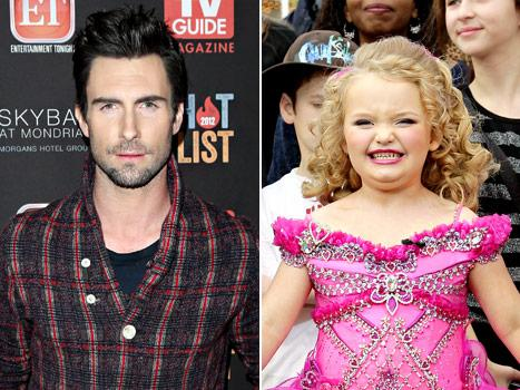 "Adam Levine: ""Honey Boo Boo Is the Decay of Western Civilization"""