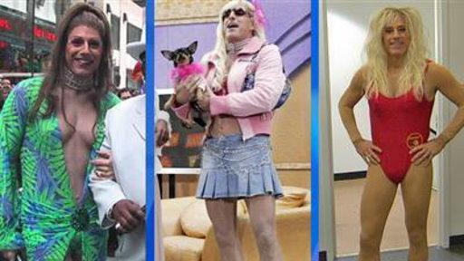 'Last Vegas' Stars 'Dragged' Into Crossdressing Conversation