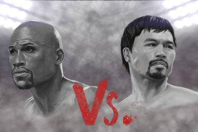 Mayweather vs. Pacquiao: The fight of the century is here