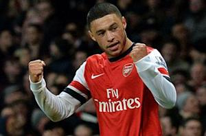 Wenger: Oxlade-Chamberlain proved he can play centrally