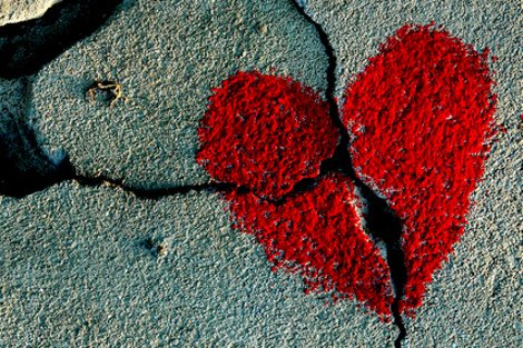 Healing That Broken Heart of Yours