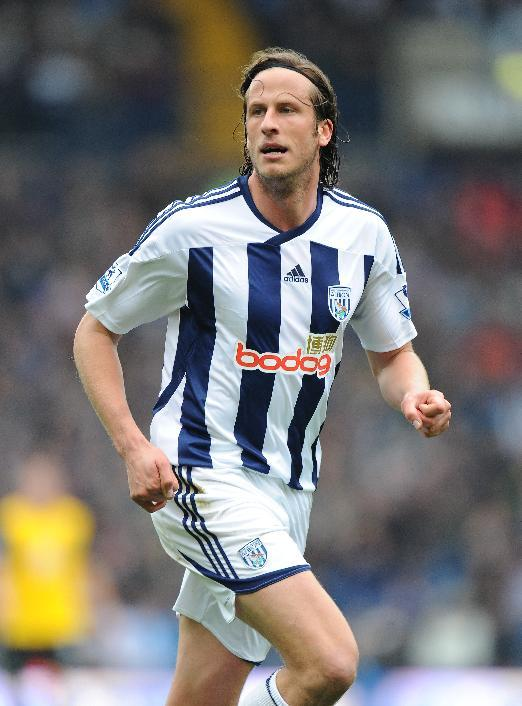 Jonas Olsson is returning to West Brom following Sweden's elimination from Euro 2012