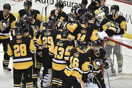 Penguins and Sharks meet, finally, in Stanley Cup Finals