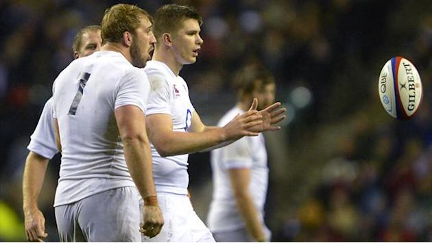 Rugby - Dublin win could be England's 'watershed' moment - Robshaw