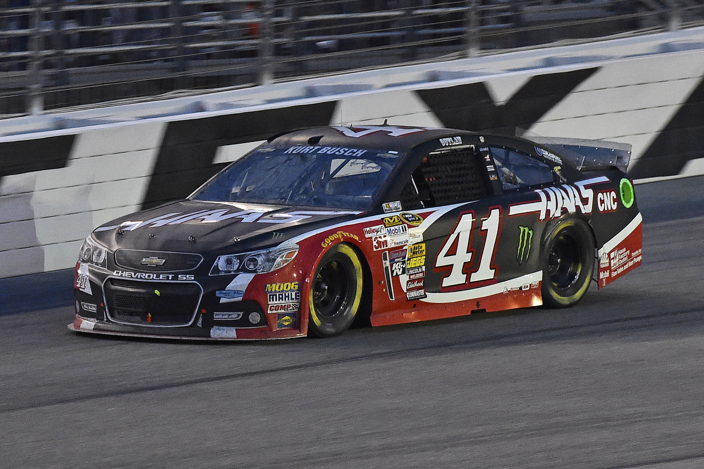 Happy Hour: Kurt Busch and more