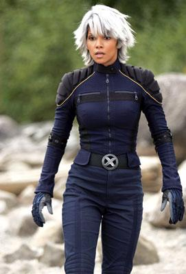 Halle Berry as Storm in 20th Century Fox's X-Men: The Last Stand