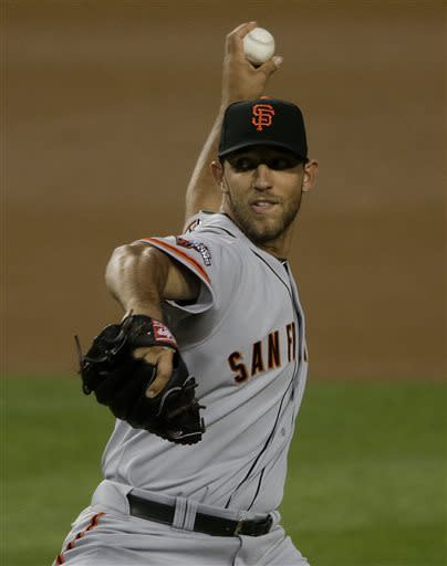 Bumgarner's gem gives Giants 3-0 win over LA