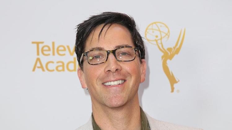 Dan Bucatinsky arrives at the Television Academy's 66th Emmy Awards Performers Peer Group Celebration at the Montage Beverly Hills on Monday, July 28, 2014, in Beverly Hills, Calif. (Photo by Matt Sayles/Invision for the Television Academy/AP Images)