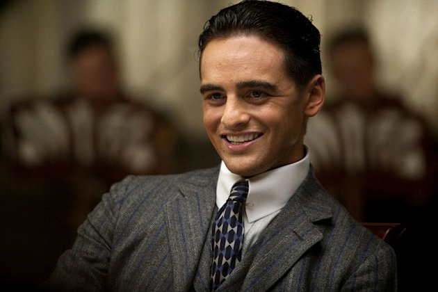 Vincent Piazza stars as Lucky Luciano in &quot;Boardwalk Empire.&quot; 