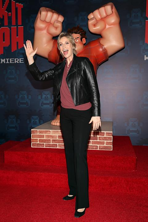 "Premiere Of Walt Disney Animation Studios' ""Wreck-It Ralph"" - Red Carpet"