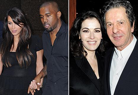Charles Saatchi Divorcing Nigella Lawson, Kim Kardashian, Kanye West Take North to July 4 Party: Top 5 Stories of The Weekend