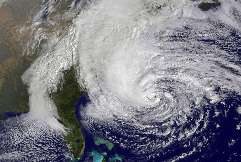 Climate change is increasing the risk of extreme tropical storms on unprepared coasts