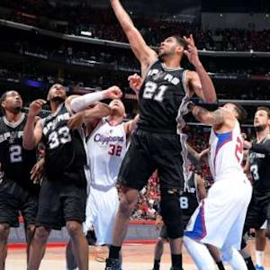 Spurs vs. Clippers