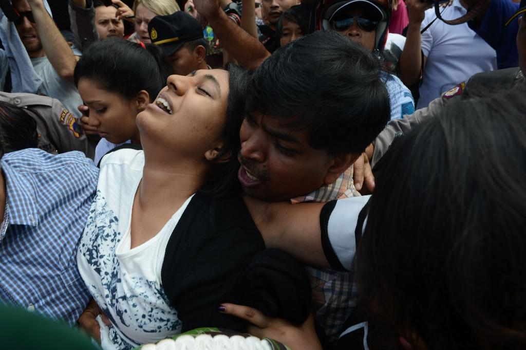 Anguished families make 'last visit' before Indonesia executions