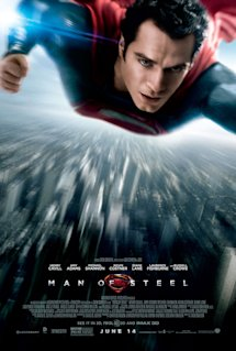 Poster of Man of Steel
