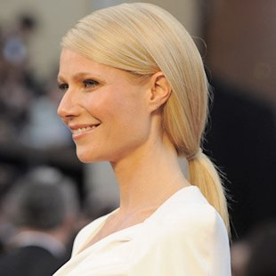 Gwyneth Paltrow: Sleek Hair Trend