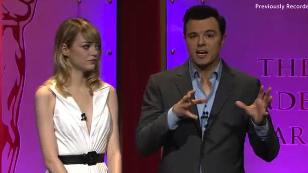 Seth MacFarlane Shows Hollywood Just How Big of a Jerk He'll Be at the Oscars