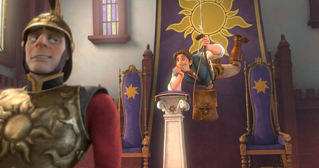 Tangled Walt Disney Pictures 2010