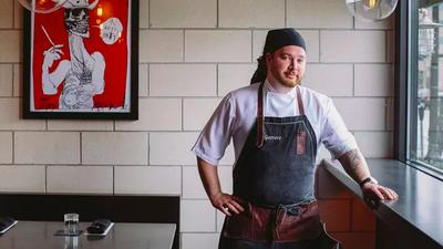 Former Torino Chef Garrett Lipar Lands at Marais in Grosse Pointe