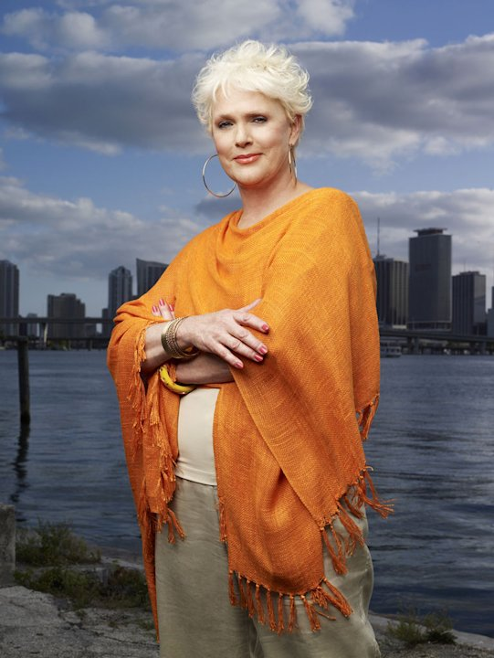 Sharon Gless stars as Madeline Westen in Burn Notice.