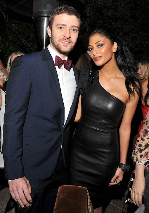 Timberlake Scherzinger GQ Man Of The Year