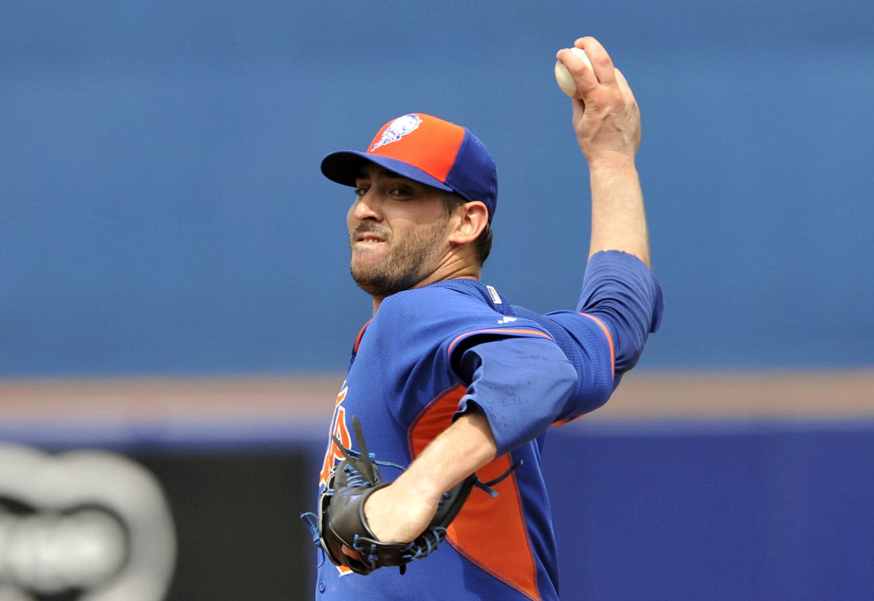 Matt Harvey returned to the mound for the Mets and it was glorious