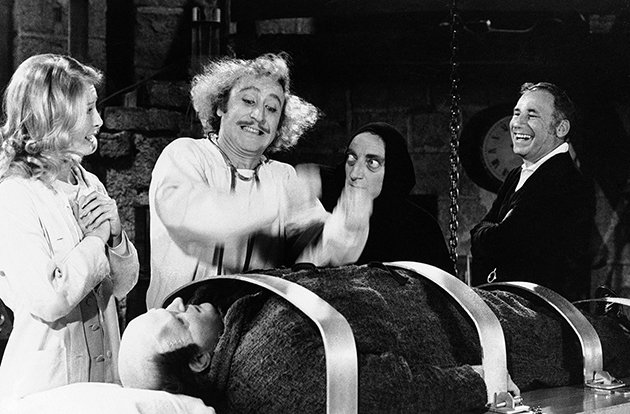 Image from Young Frankenstein