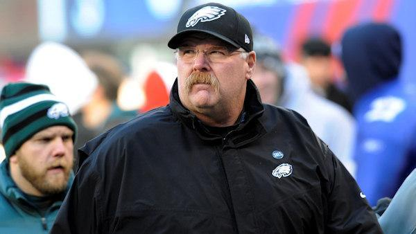 Eagles fire Andy Reid after 14 seasons  (PHOTOS)