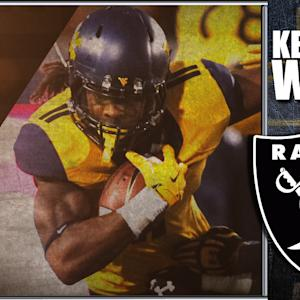 120 NFL Mock Draft: Oakland Raiders Select Kevin White