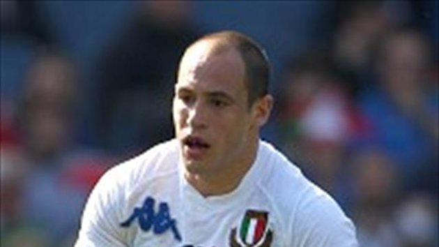 Sergio Parisse has been given a 40-day suspension for insulting a referee