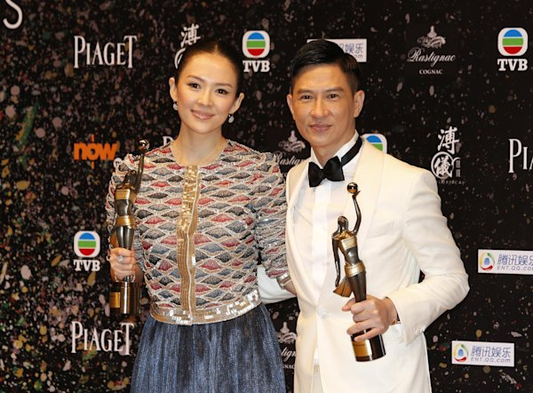 'Grandmaster' wins a dozen Hong Kong Film Awards