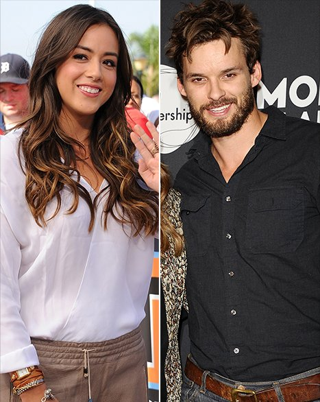 Is austin nickles dating chloe bennet