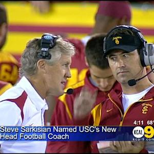 USC Hires Former OC Steve Sarkisian As Head Coach