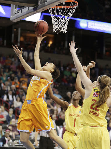 Lady Vols fall just short of reaching Final Four once again