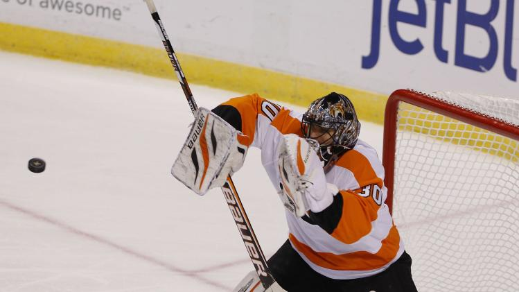 NHL: Philadelphia Flyers at Florida Panthers