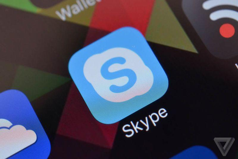 Skype for iOS now lets you reply to messages from notifications