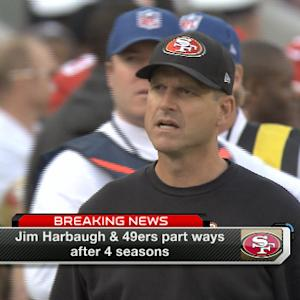Jim Harbaugh done with San Francisco 49ers, off to Michigan?