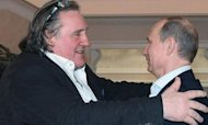 Gerard Depardieu Receives Russian Passport