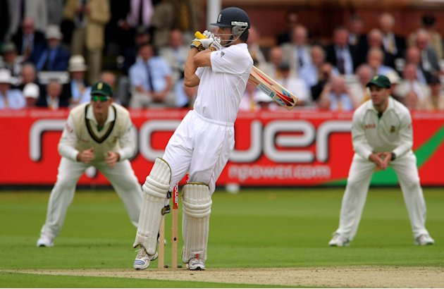 England v South Africa: First Test - Day One