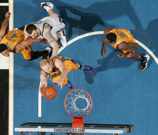 Hornets beat Rubio-less Wolves, 95-89