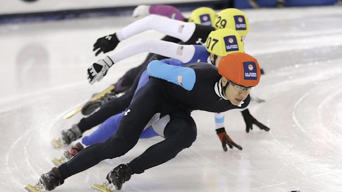 Celski gives US best hope for short track medal