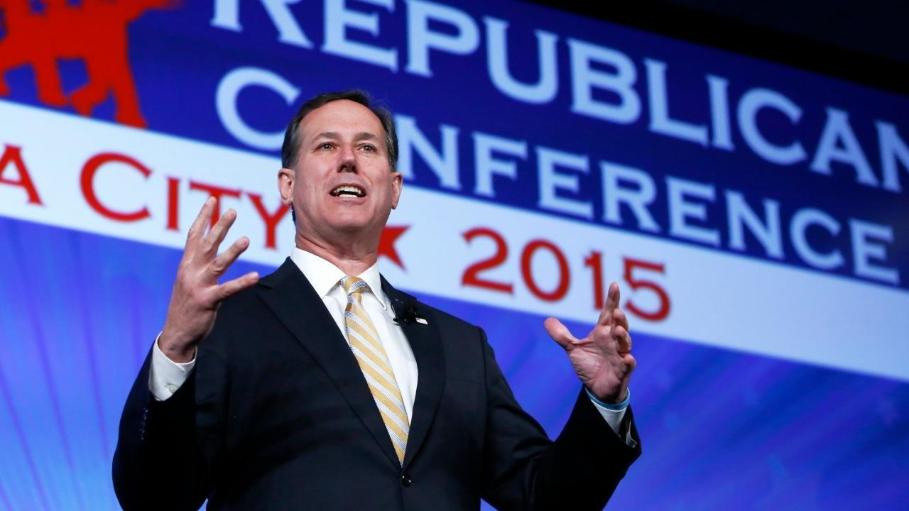 Rick Santorum launching second White House run