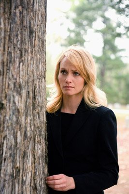 Amber Valletta in TriStar Pictures' Premonition
